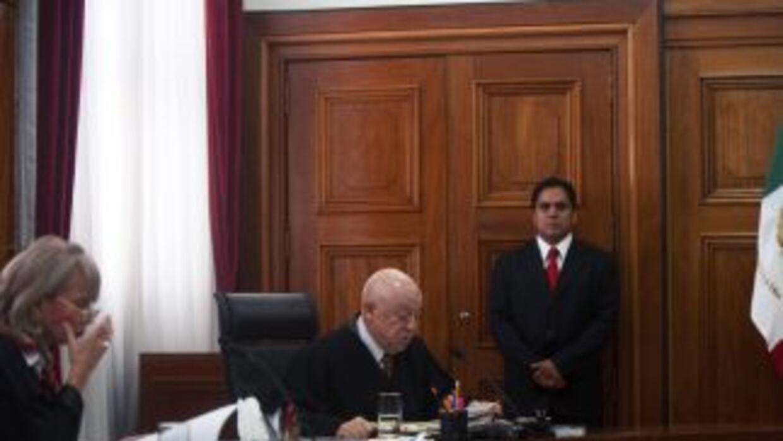 La Cortesubrayó que el caso se encuentra en manos de un juez federal y...