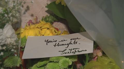 """""""Estás en nuestros pensamientos"""", mensaje a Yonatan Agu..."""