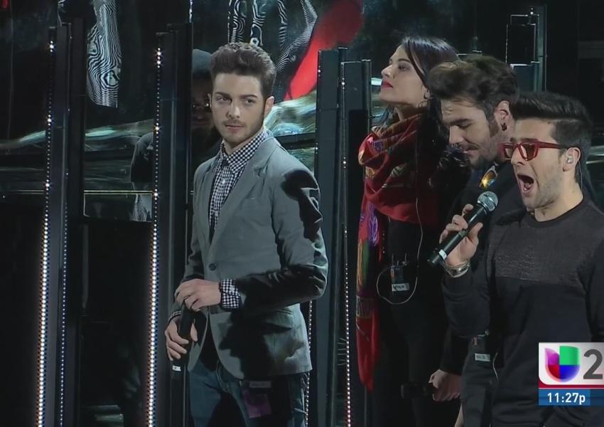 Los artistas ya calientan los motores para los Latin Grammy