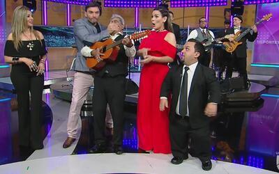 Esta semana nuestro trovador Cantó a Triverio y Aguilar, los protagonist...