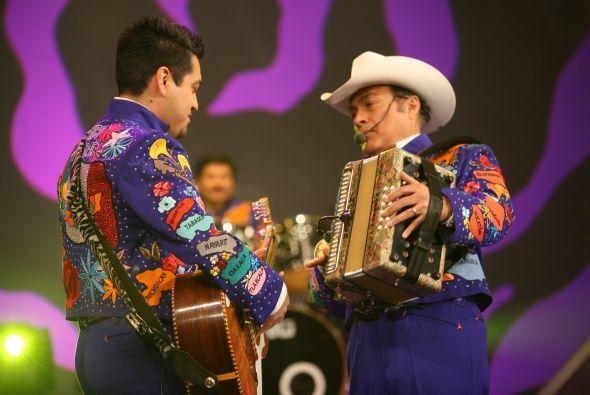 La verdadera crema y nata de lo regional mexicano.