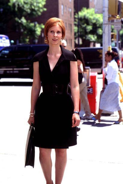 Cada chica tenía un estilo único y admirable. Miranda era...