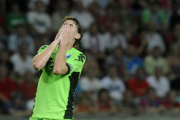 Pero los tantos marcados por Marek Bakos y Michal Duris le terminaron po...