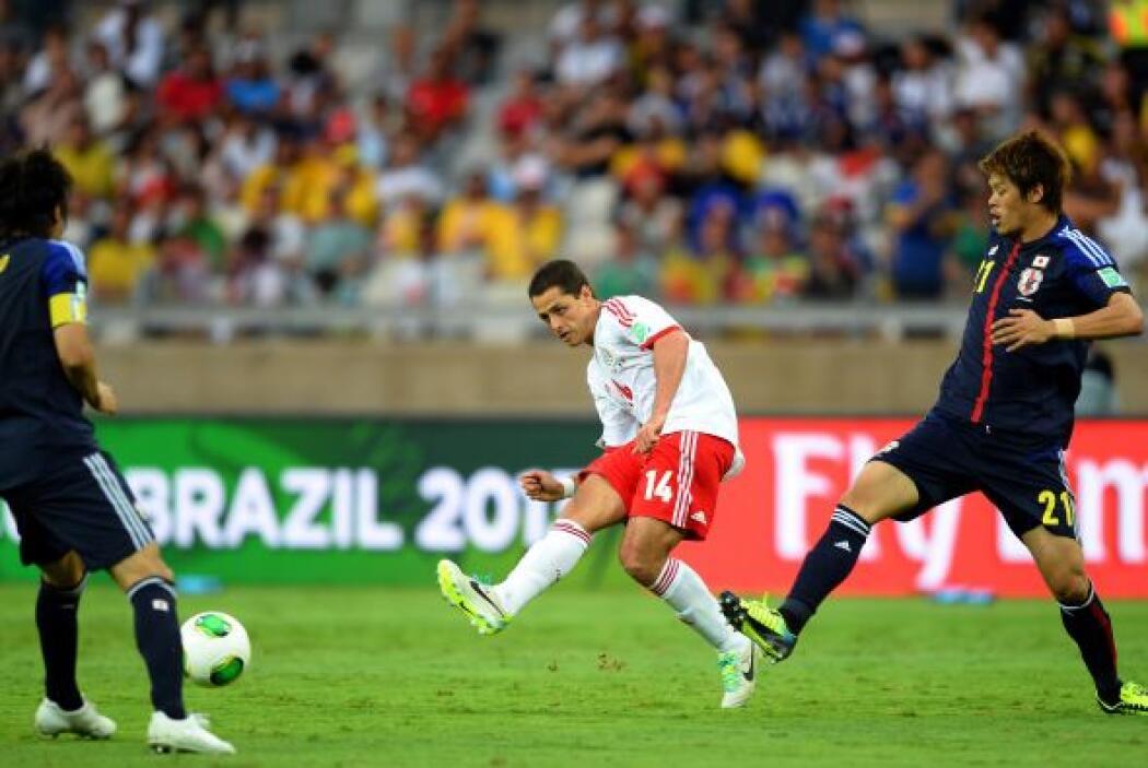 La última ocasión que Hernández disputó un partido en plenitud de condic...