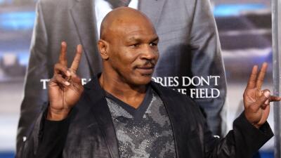 Tyson cumple 49 años.