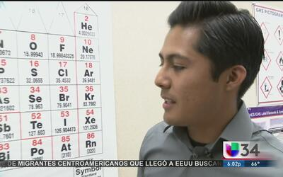 'Salvador' un orgullo latino que llega a Harvard