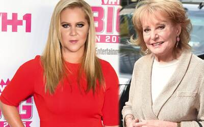 Amy Schumer está en la lista de 'Most Fascinating People'