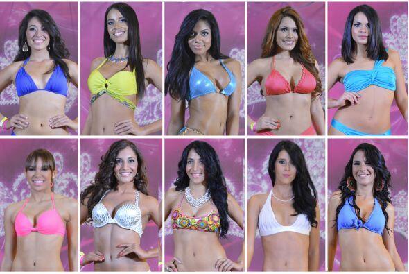 Son 10 las chicas puertorriqueñas que tendrán que buscar u...