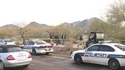 Policia de Goodyear investigando hallazgo