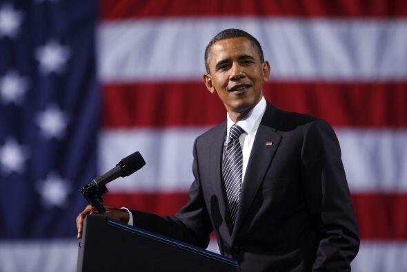 El presidente de Estados Unidos, es otra de las personalidades más inluy...