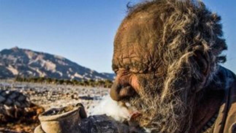 Haji vive aislado en el pueblo de Dejgah, en la provincia sureña de Fars...