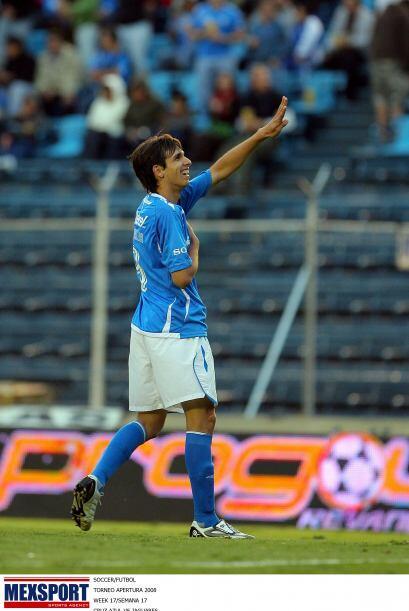 Cruz Azul se ha convertido en un equipo que entra constantemente en conf...