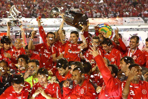 Internacional de Porto Alegre es el actual campeón que super&oacu...