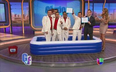 El Verdadómetro VIP, Carlos Calderón vs. El Trono de México