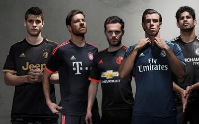 Terceros Uniformes Adidas