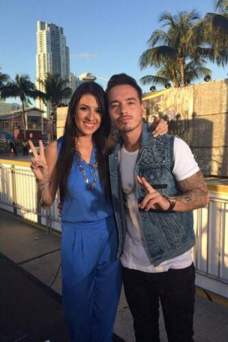 El cantante colombiano J Balvin debuta en Premio Lo Nuestro y dijo que d...