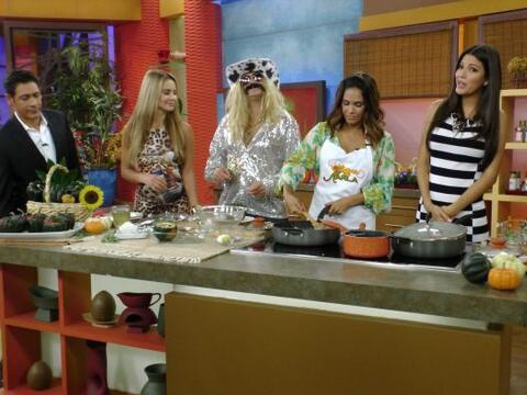 Este miércoles Ponerías y Karla nos prepararon unas delici...