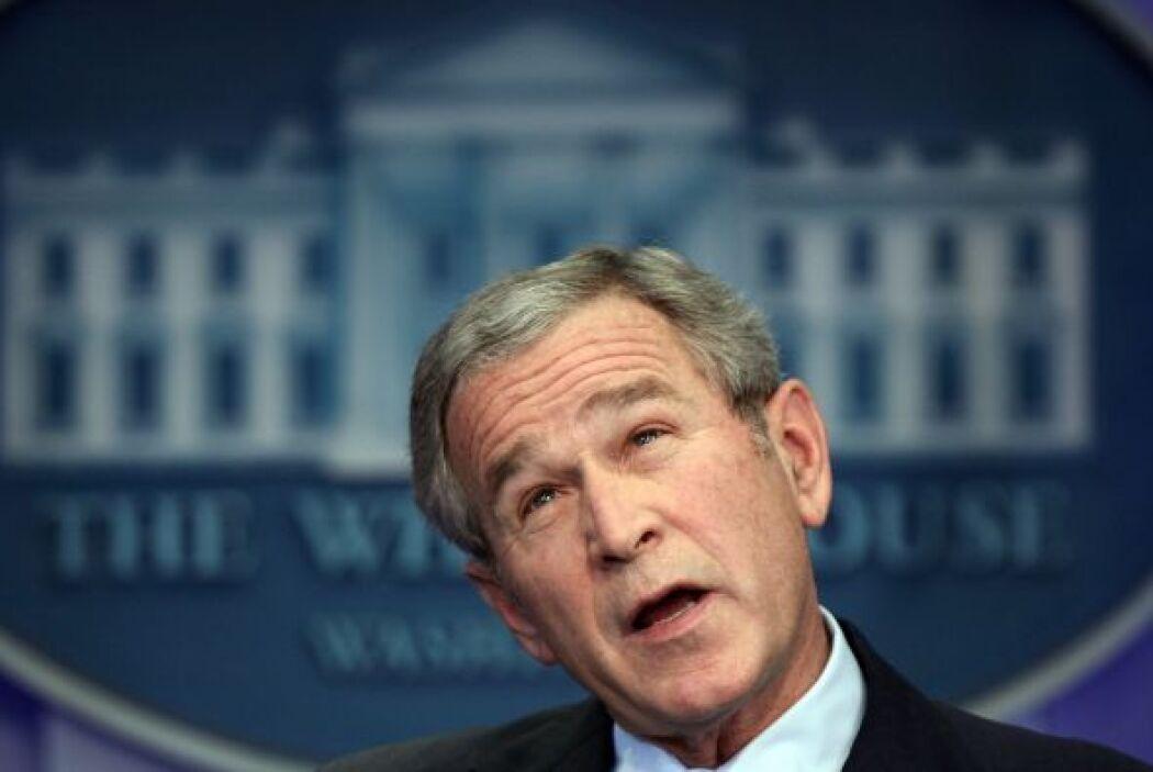En Texas se hizo una campaña nacional para que George Bush le condonara...