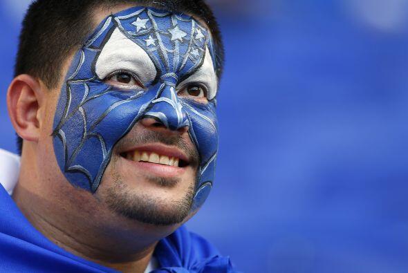 Un súper héroe de El Salvador.