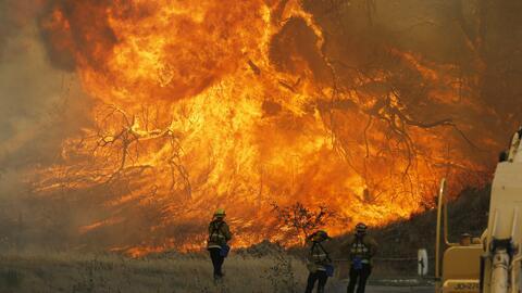 El fuego ha consumido más de 38,346 acres.