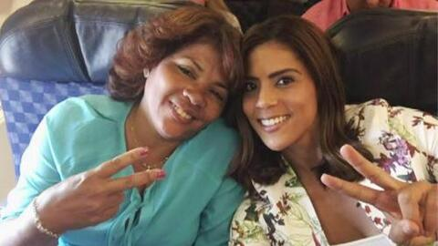Muerta de nervios: Mira la travesía de la madre de Francisca para llegar...