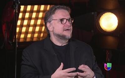 El director de la película ¨Pacific Rim¨, Guillermo del Toro, nos habla...