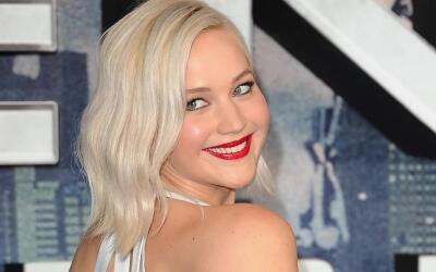Jennifer Lawrence en la cima de la lista Highest Paid Actriz de Forbes