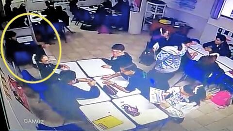 El tiroteo ocurrido en un colegio privado de Monterrey quedó registrado...