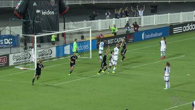 DC United vence a Real Salt Lake en fiesta de goles