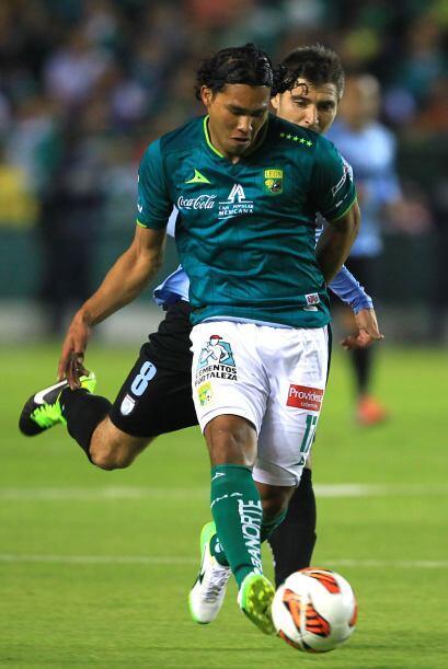 Carlos Peña.- El 'Gullit' es quizás el jugador más caliente en este mome...