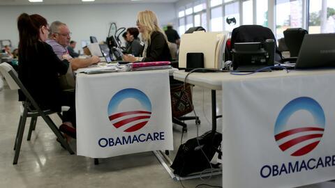 ¿Qué va a pasar con Obamacare y con la reciente decisión que afecta a es...