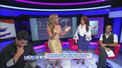 Tanya Charry y 'La Venenosa' explotaron en pleno show