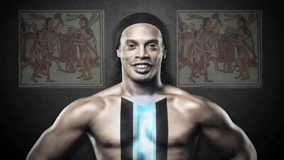"El Lado ""B"" de Ronaldinho"