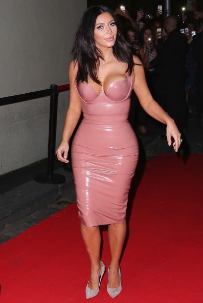 'Fleur Fatale' es el nombre del nuevo perfume de la Kardashian.