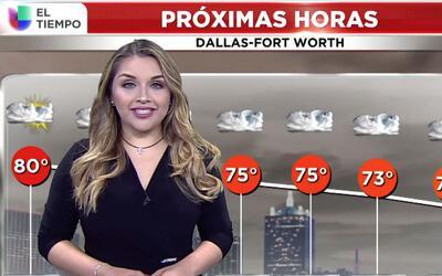 'Dallas en un Minuto': Dallas presentará un día caluroso con posibles ag...