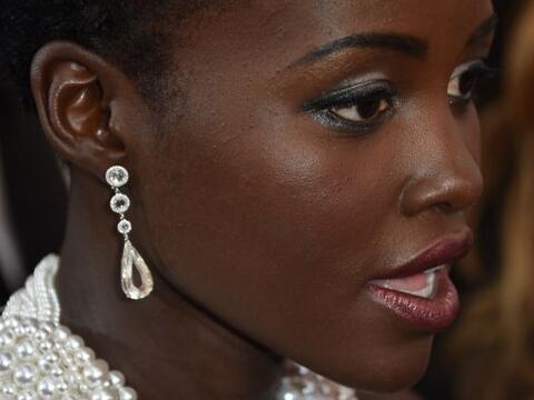 Lupita Nyong'o está impactada...¡devolvieron su vestido de...