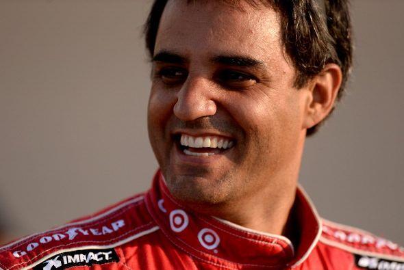 Juan Pablo Montoya Roldán fue campeón de la serie CART en 1999 con Ganas...