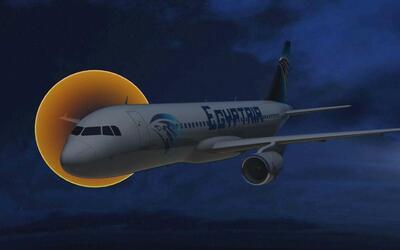 Nuevo reporte añade más dudas sobre la causa de la caída del avión de Eg...