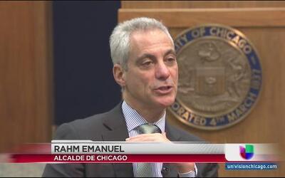 Alcalde habla sobre aumento de impuestos y que está considerando la reel...