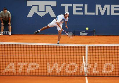 Una vez más los tenistas argentinos tuvieron una buena actuación en la C...
