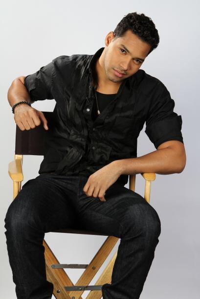 George Hichez el dominicano de Nueva York. Le encanta bailar y modelar.