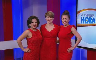 Go Red, iniciativa para llamar la atención de las mujeres sobre enfermed...