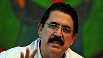 Fiscalía dice que si Zelaya vuelve tendría medidas sustitutivas de prisi...