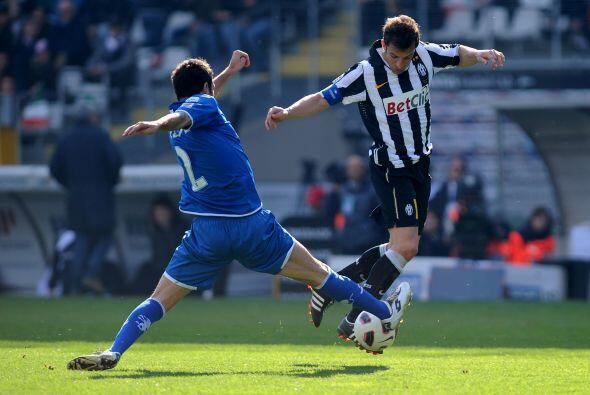 Pero el Brescia no se quedó resignado a la derrota e igualó las cosas.