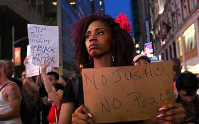 Philando Castile protest