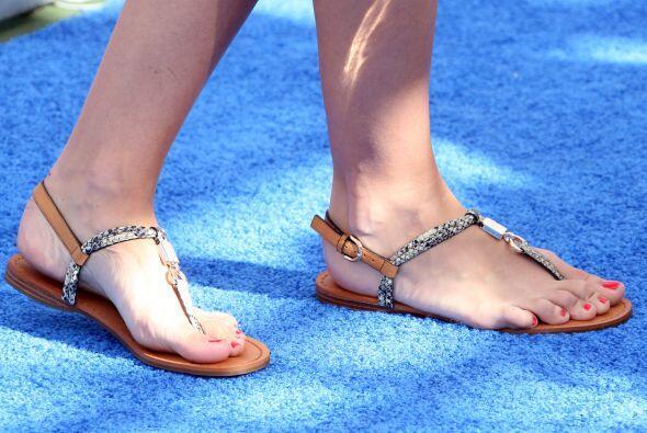 Ya tienes una propuesta más para tus pies luzcan sensacionales en esta t...