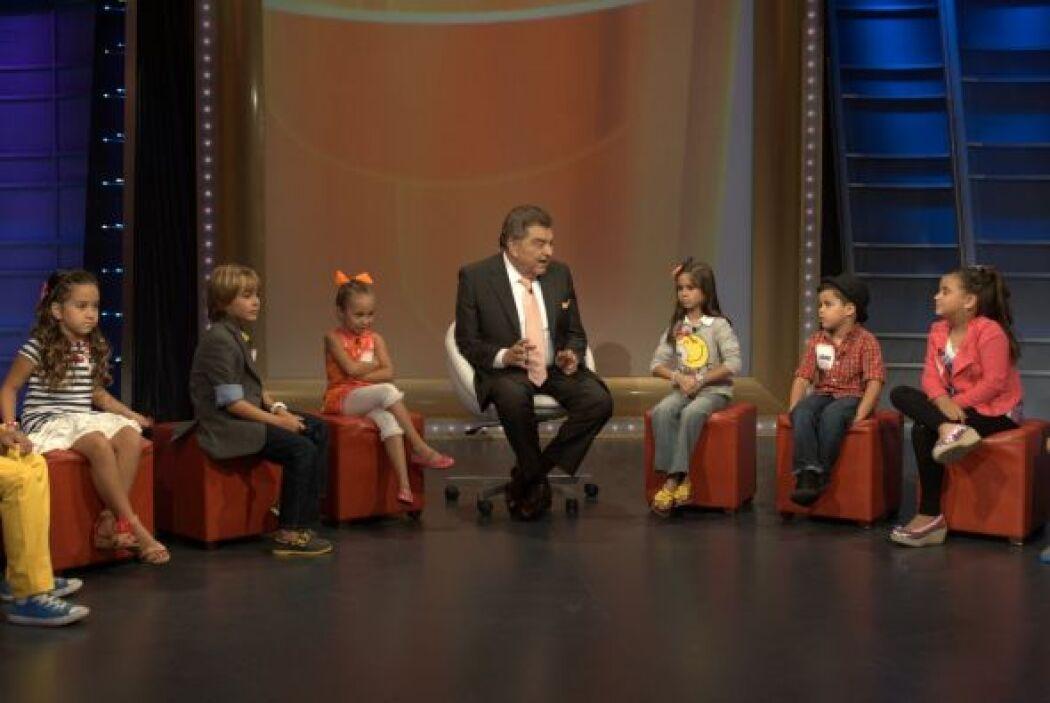 Los Niños de la Conversación dieron su opinión sobre si los niños pueden...