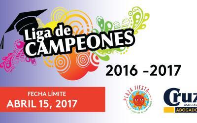 Univision 34 Atlanta te invita a participar en la beca Liga de Campeone...