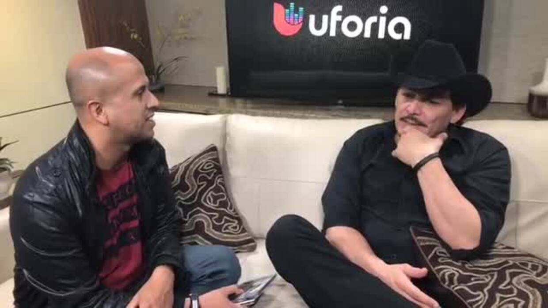José Manuel Figueroa habla sobre la muerte de su padre Joan Sebastian