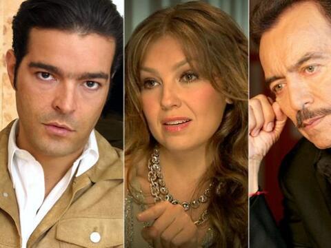 Pablo Montero, Thalía, Joan Sebastian, Paulina Rubio y más celebridades...